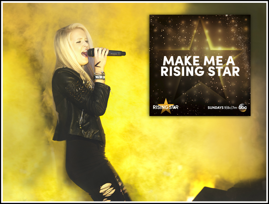 Macy kate Rising Star